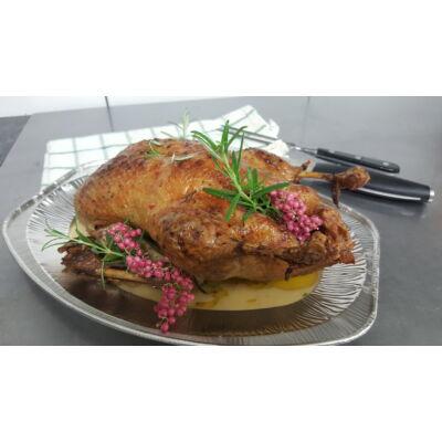 Egészben sült kacsa hagymalekvárral (1,8 kg)