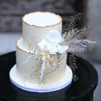 design torta bővítése 4 szelettel