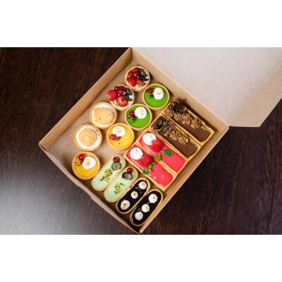 Tartlette box (30 db)